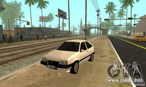 Opel Kadett E for GTA San Andreas