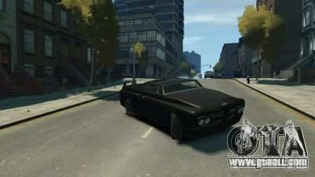 Slamvan for GTA 4 left view