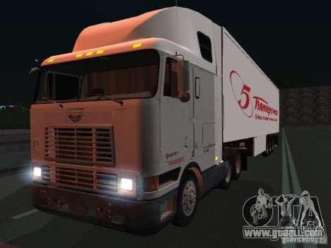 International Navistar 9800 for GTA San Andreas