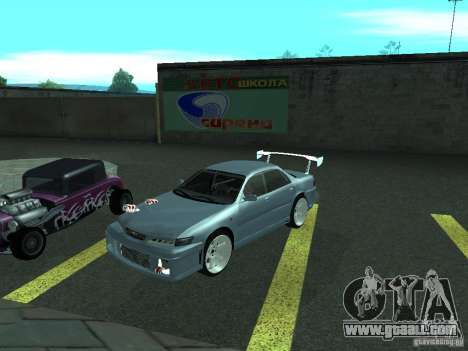 Toyota Carina ED  DRFT for GTA San Andreas