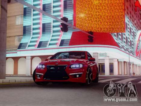 ENB v1.2 by TheFesya for GTA San Andreas