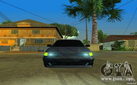 VAZ-2112 for GTA San Andreas side view