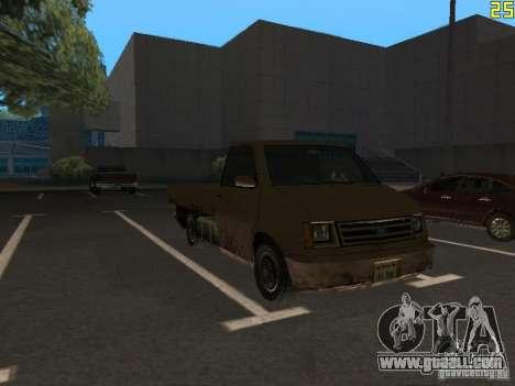 Moonbeam Pickup for GTA San Andreas