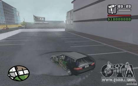 Honda Sivic drift for GTA San Andreas right view