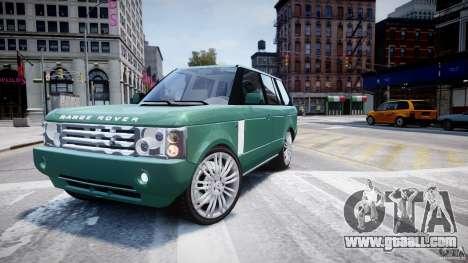 Range Rover Vogue for GTA 4