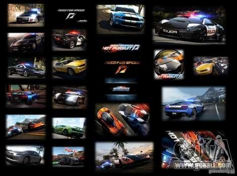 New loading screens for GTA San Andreas