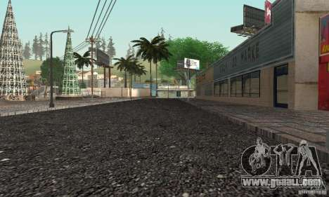 New Groove for GTA San Andreas fifth screenshot