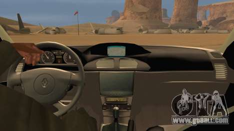 Renault Laguna II for GTA San Andreas side view