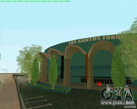 New textures Los Santos Stadium Forum for GTA San Andreas