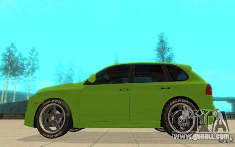 Wild Upgraded Your Cars (v1.0.0) for GTA San Andreas