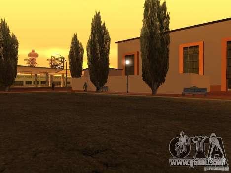 Unity Station for GTA San Andreas second screenshot