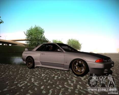Nissan Skyline (R32) SHE for GTA San Andreas