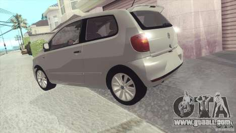 Volkswagen Fox 2013 for GTA San Andreas right view
