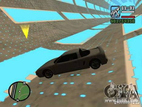 Krant race v2 for GTA San Andreas second screenshot