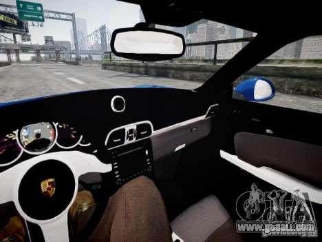 Porsche 911 Carrera S 2012 for GTA 4 back view