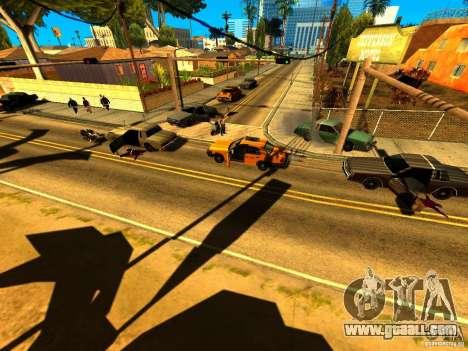 Real Kill for GTA San Andreas forth screenshot