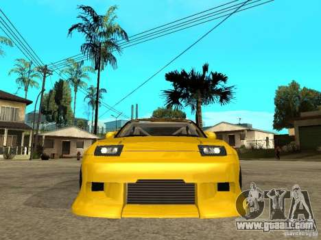 Nissan 240SX DRIFT SPEC for GTA San Andreas right view