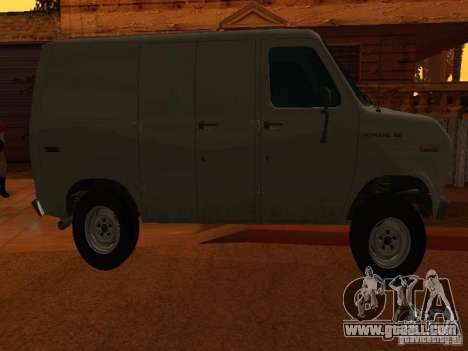 Ford E-150 1979 for GTA San Andreas left view