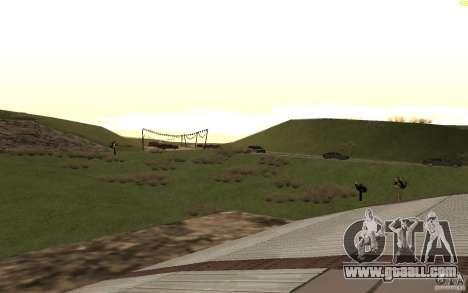 New desert for GTA San Andreas eighth screenshot