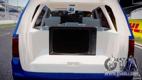 Lincoln Navigator 2004 for GTA 4 engine