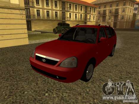VAZ-2171 for GTA San Andreas