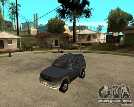 UAZ Patriot 4 x 4 for GTA San Andreas