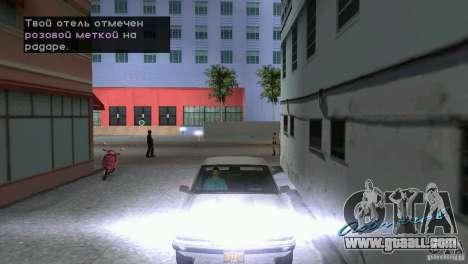Riding passenger for GTA Vice City second screenshot