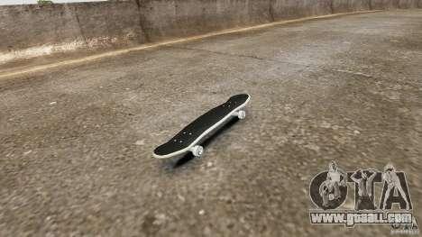 Skateboard # 4 for GTA 4 left view