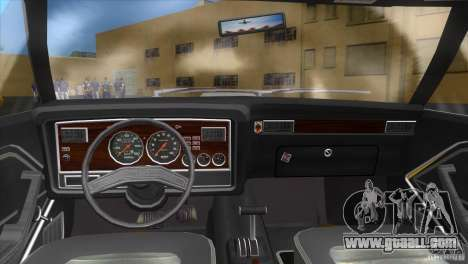 Ford Mustang Cobra 1976 for GTA Vice City back left view