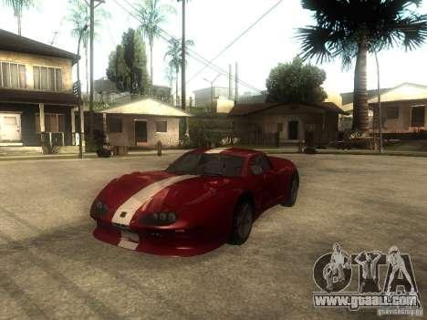 Axis Pegasus for GTA San Andreas