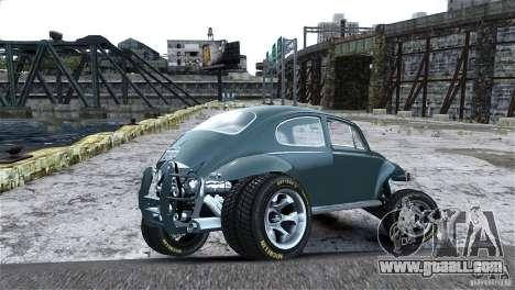 Baja Volkswagen Beetle V8 for GTA 4 side view