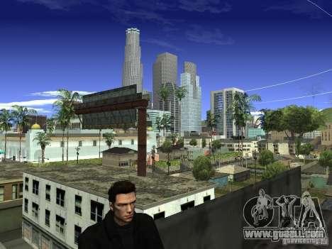 Claude HD Remake (Beta) for GTA San Andreas forth screenshot
