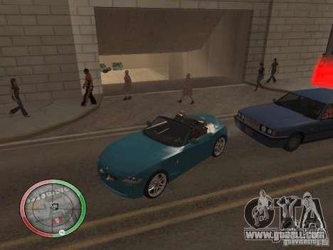 Car shop for GTA San Andreas sixth screenshot