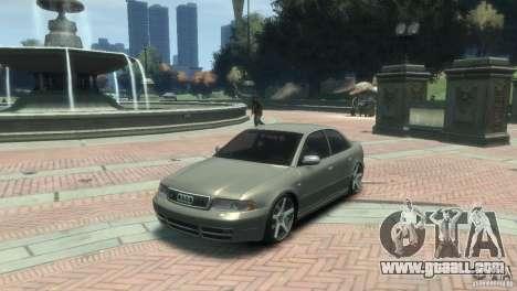 Audi S4 for GTA 4