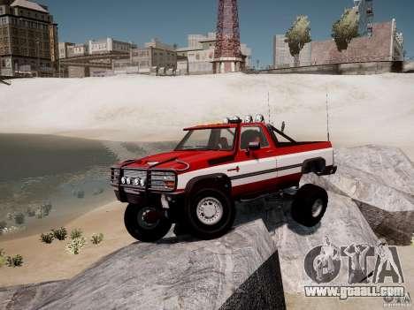 Rancher XL 3.0 for GTA 4