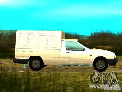 IZH 2717 for GTA San Andreas right view