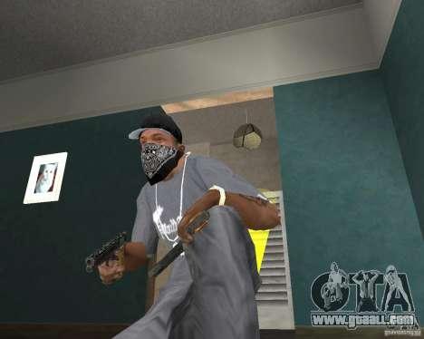 New Colt45 for GTA San Andreas second screenshot