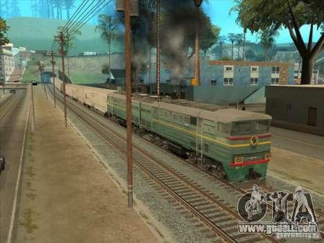 2te10v-3594 for GTA San Andreas back left view