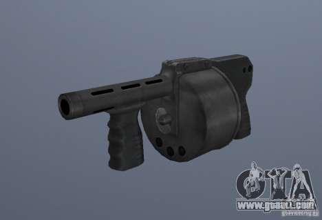 Grims weapon pack3 for GTA San Andreas twelth screenshot