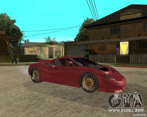 B-Engineering Edonis for GTA San Andreas right view