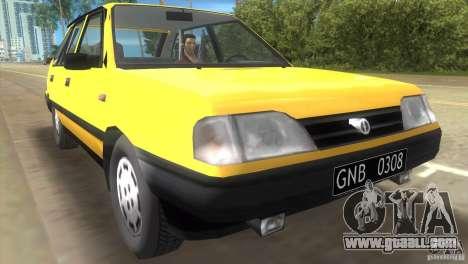 FSO Polonez Atu for GTA Vice City