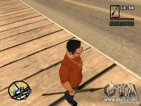 Spear for GTA San Andreas forth screenshot