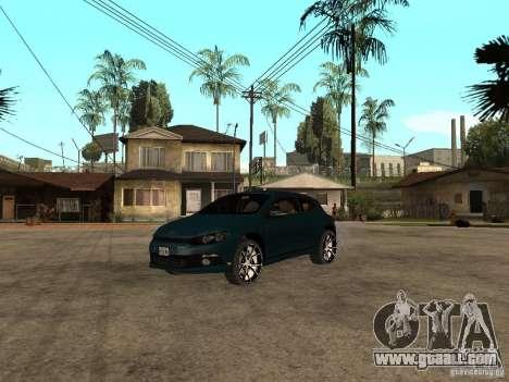 Volkswagen Scirocco 2010 for GTA San Andreas