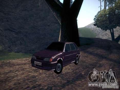 Ваз 2114 Pneumo for GTA San Andreas