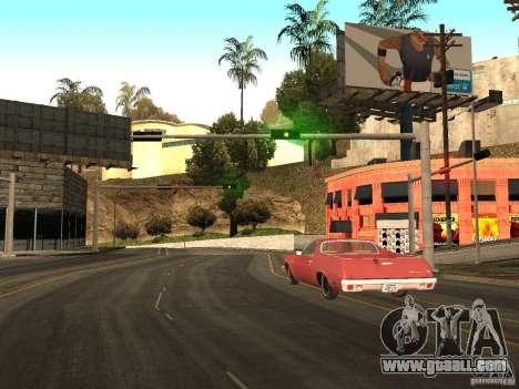 GTA SA 4ever Beta for GTA San Andreas third screenshot