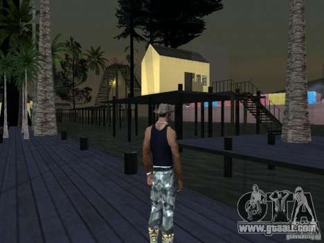 Happy Island 1.0 for GTA San Andreas eleventh screenshot