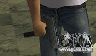 Max Payne 2 Weapons Pack v2 for GTA Vice City fifth screenshot