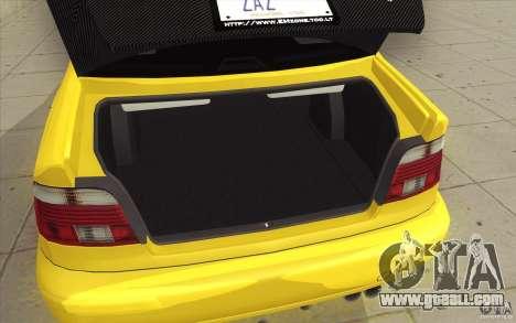 BMW M5 E39 - FnF4 for GTA San Andreas interior