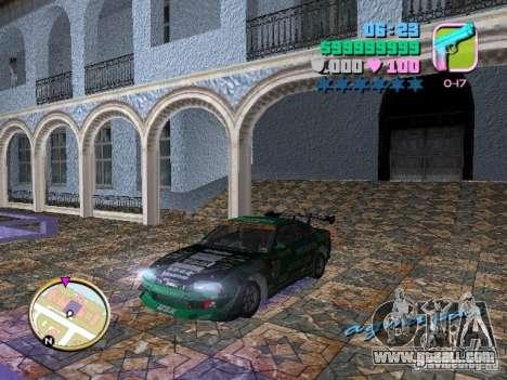 Nissan Silvia S15 Kei Office D1GP for GTA Vice City