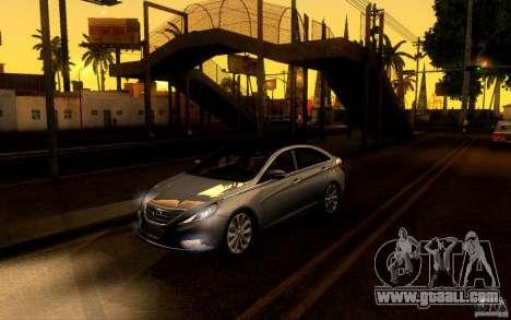 Hyundai Sonata 2011 for GTA San Andreas